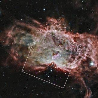 NGC 2024 - FLAME NEBULA
