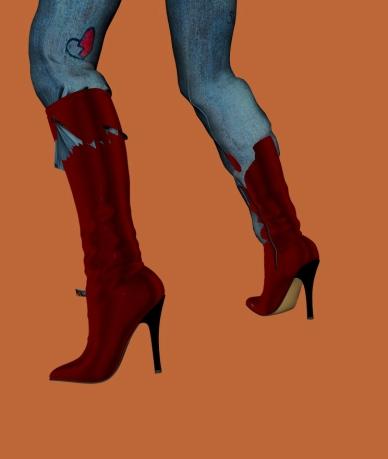 V3 anniv boots test