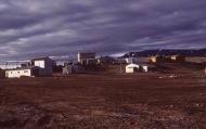 Eureka, station météo / weather station, Nunavut (Northwest territories then in 1983), 1983-08