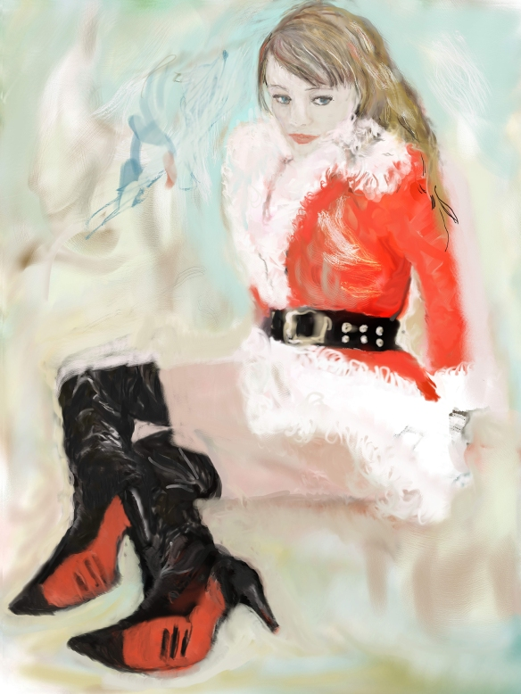 E-0020-012-R, Modèle de Nowell…Christmas model, art digital, 2015-08-30